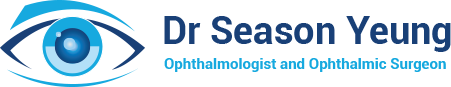 Dr Season Yeung , Ophthalmologist and Ophthalmic Surgeon