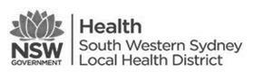 South Westren Sydney LHD Logo
